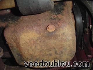 Oil sump