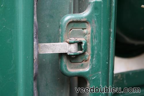 This is your door pin